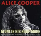 Alone in His Nightmare [Slipcase] by Alice Cooper (CD, Jan-2012, Chrome Dreams (USA))
