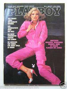 Playboy D, 6/1979, Sibylle Rauch, Marilyn Monroe, Karin