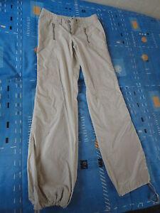 Pantalon-beige-clair-T34