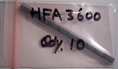 Intersil/Harris Low Noise Amp/Mixer,HFA3600,New,Qty.10