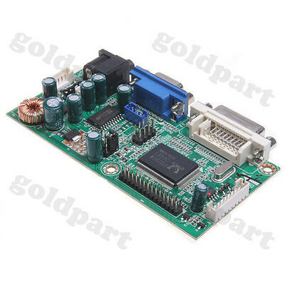 """DVI/VGA GM5621 Universal LVDS LCD Display Driver Controller Board For 13""""-22"""""""