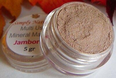 Loose Minerals Makeup EyeShadow JAMBOREE