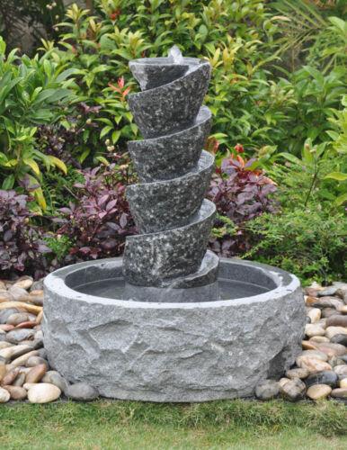 outdoor water fountain beautiful granite great for gardens brandywine falls