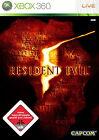 Resident Evil 5 (Microsoft Xbox 360, 2009, DVD-Box)