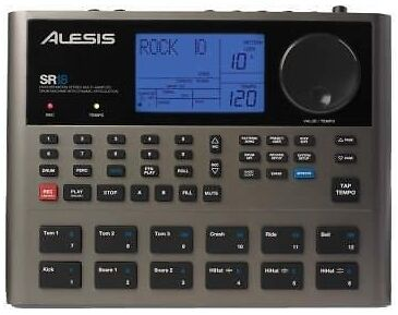 alesis sr18 digital drum machine for sale online ebay. Black Bedroom Furniture Sets. Home Design Ideas