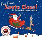 Various Artists - Here Comes Santa Claus (20 Festive Favourites For Kids, 2008)