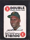 1968 Topps Roberto Clemente #6 Baseball Card