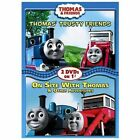 Thomas  Friends: Thomas Trusty Friends/On Site with Thomas (DVD, 2008)
