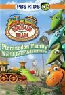Dinosaur Train: Pteranodon Family World Tour Adventure (DVD, 2012)