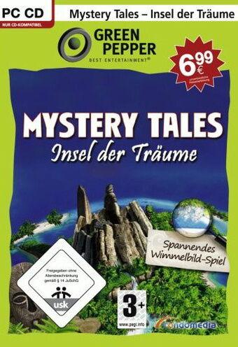 Mystery Tales - Insel der Träume (PC, 2008, DVD-Box)