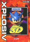 Sonic 3D Xplosive (PC: Windows, 2001) - US Version