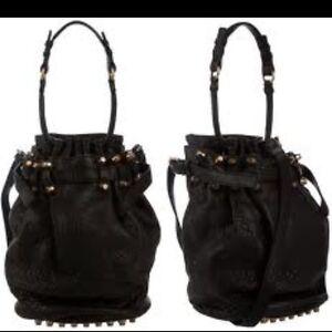 Alexander Studded Bottom Bag