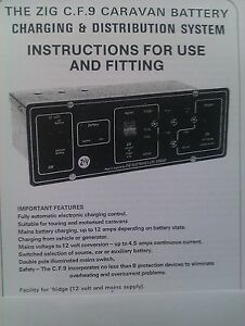 ZIG-UNIT-CF9-CF9b-FITTING-INSTRUCTION-MANUAL