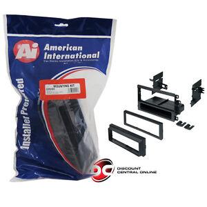 AMERICAN-INTERNATIONAL-GM-K420-CAR-STEREO-SINGLE-DIN-DASH-KIT-GMK420