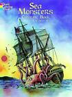 Sea Monsters Colouring Book by P. Copeland (Paperback, 2000)