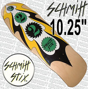 SCHMITT-Stix-RIP-Sega-II-Tavola-Skateboard-10-25-034-larghezza-Re-Issue