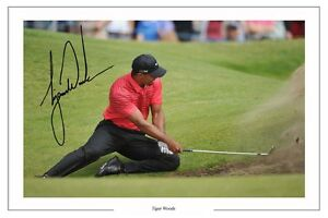 TIGER-WOODS-OPEN-GOLF-AUTOGRAPH-SIGNED-PHOTO-PRINT