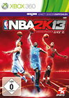NBA 2K13 (Microsoft Xbox 360, 2012, DVD-Box)