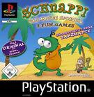 Schnappi - Das kleine Krokodil (Sony PlayStation 1, 2005, Jewelcase)