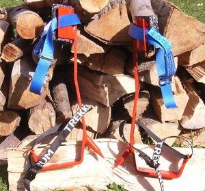 Forst-Steigeisen-Baumsteigeisen-Baumklettern-Baumpflege