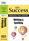 Writing and Spelling: Practice Test Papers by Laura Griffiths (Paperback, 2012)