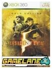 Resident Evil 5 -- Gold Edition (Microsoft Xbox 360, 2010)
