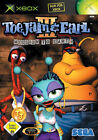 ToeJam & Earl 3 - Mission To Earth (Microsoft Xbox, 2003, DVD-Box)