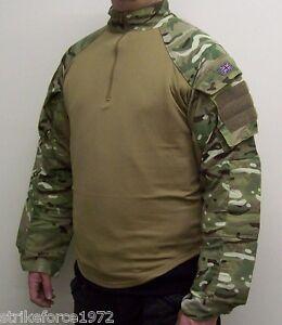 NEW-Genuine-UK-Issue-Multicam-MTP-Under-Body-Armour-UBACS-Shirt-Size-XX-LARGE