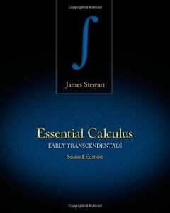 Essential calculus early transcendentals by james stewart 2012 essential calculus early transcendentals by james stewart 2012 hardcover new edition fandeluxe Choice Image