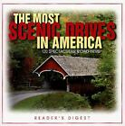 The Most Scenic Drives in America by Reader's Digest Editors (1997, Hardcover)