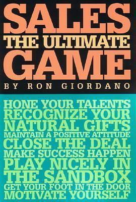 Sales: The Ultimate Game