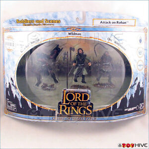 Lord-of-the-Rings-Attack-on-Rohan-3-figure-pack-LOTR-AOME-Armies-of-Middle-Earth