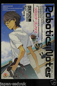 JAPAN-foca-novel-Robotics-Notes
