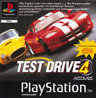 Test Drive 4 (Sony PlayStation 1, 1997)