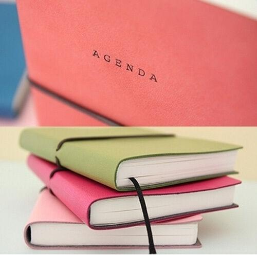 Diary Journal Planner Agenda Vol.6_Small