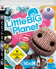 LittleBigPlanet (Sony PlayStation 3, 2008, DVD-Box)