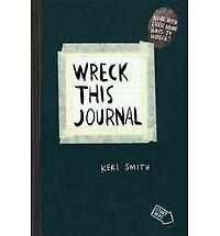Wreck This Journal (Black) Expanded Ed., Smith, Keri