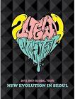 2NE1: 2012 Global Tour - New Evolution in Seoul (DVD, 2013)