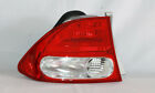 Tail Light Assembly Left TYC 11-6166-91 fits 09-11 Honda Civic