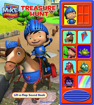 Mike the Knight: Treasure Hunt (Lift-a-Flap Sound Book)