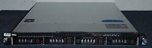 DELL-CS24-TY-1U-SERVER-DUAL-XEON-L5520-2-26GHZ-CPU-039-S-36GB-MEMORY-4x-HDD-TRAYS