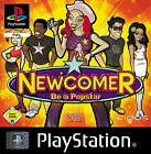 Newcomer - Be A Popstar (Sony PlayStation 1, 2001)