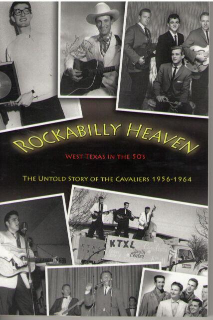ROCKABILLY HEAVEN The Untold Story of the Cavaliers 1956-1964 Elvis