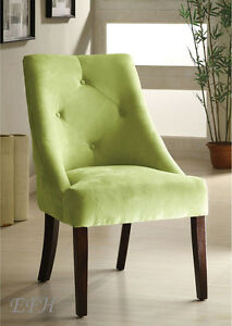 NEW-MODESA-CONTEMPORARY-TUFTED-APPLE-MARTINI-COGNAC-IVORY-OR-MOCHA-ACCENT-CHAIR