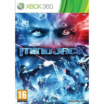 MindJack (Microsoft Xbox 360, 2011) CHEAP PRICE AND FREE POSTAGE