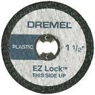 Dremel Plastic Cutting Ez476, Bit Bur Plastic Cutting