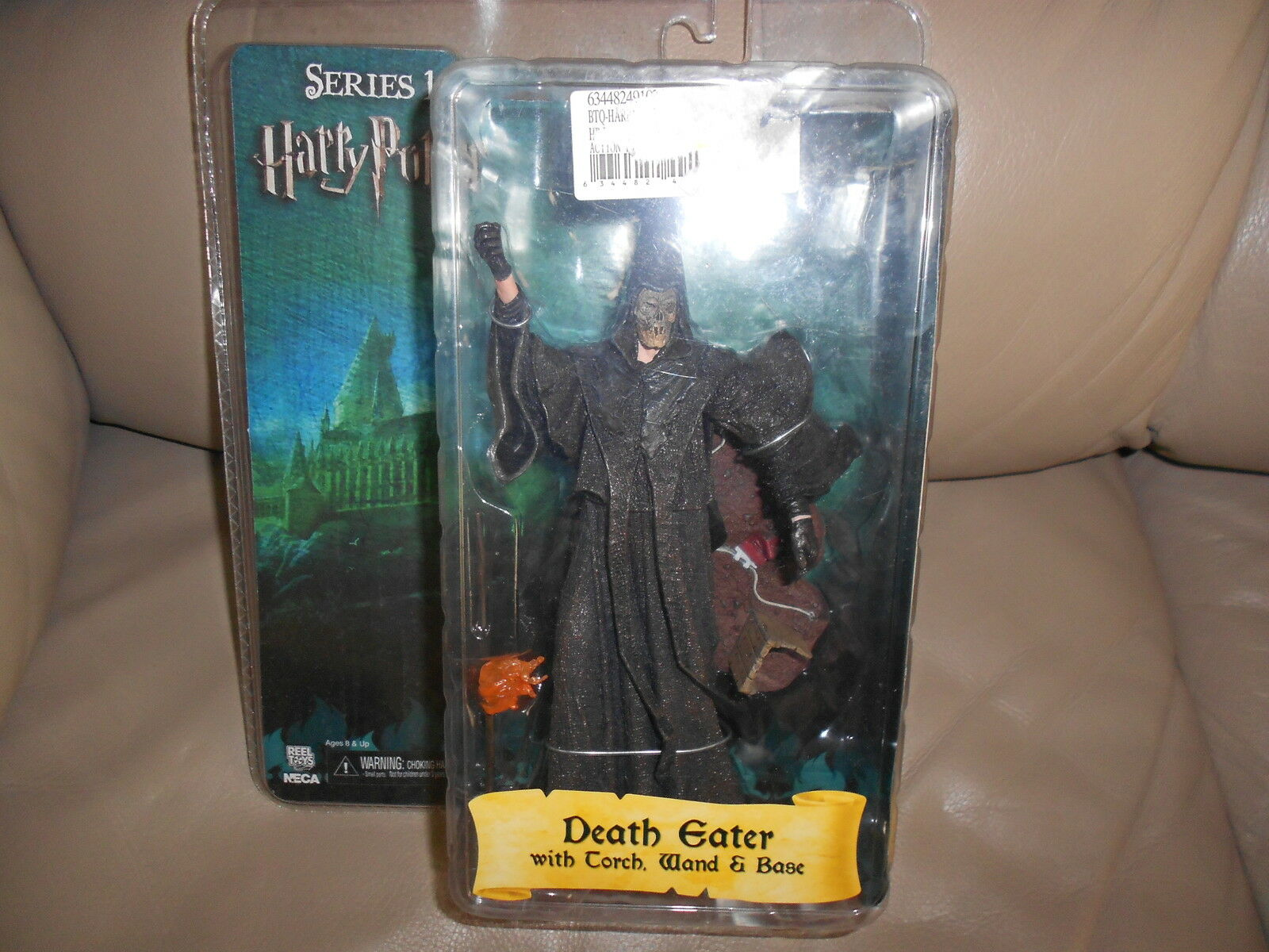 Harry Potter Death Eater Eater Eater with Torch action figure e38685