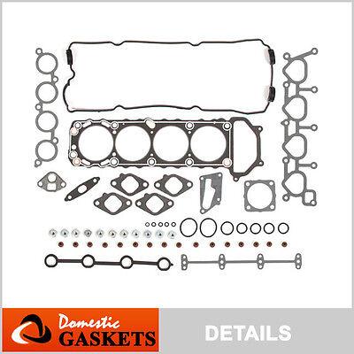 Fit 93-01 Nissan Altima 2.4L DOHC Head Gasket Set KA24DE
