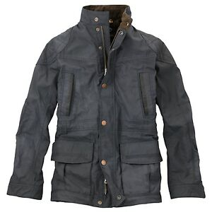 Timberland-Men-039-s-Earthkeepers-Broadview-Waxed-Jacket-Style-2729J