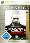 Tom Clancy's Splinter Cell: Double Agent -- Special Edition (Classics) (Microsoft Xbox 360, 2008, DVD-Box)